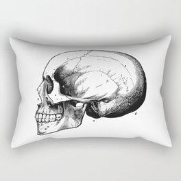 Skull 7 Rectangular Pillow