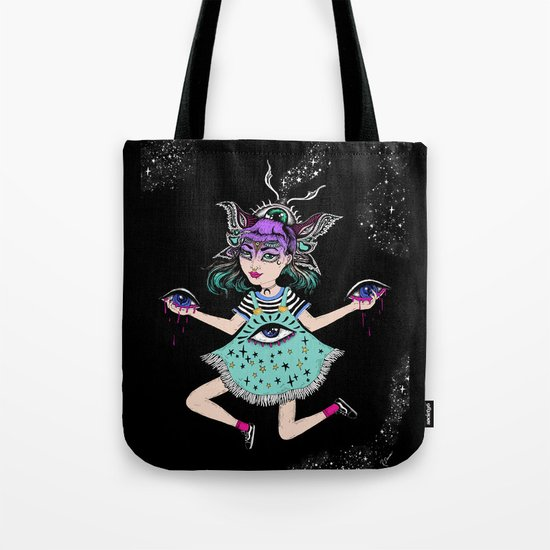 The Soul Thief Tote Bag