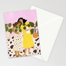No Thanks, We Have Plants Stationery Cards