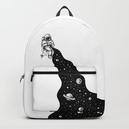 Universe is Knit Backpack