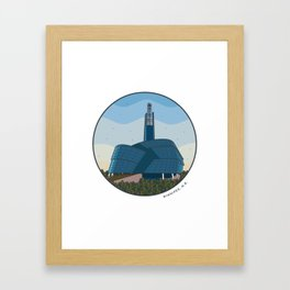 Explore Winnipeg Framed Art Print