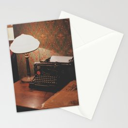roedde house 4b Stationery Cards