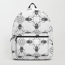 They're coming outta the goddamn walls 6 Backpack