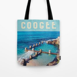 Coogee Vintage Travel Style Tote Bag