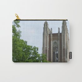 Trees and Tower Carry-All Pouch