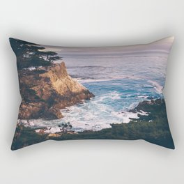 Carmel California Rectangular Pillow