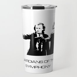 Brahms & Beethoven Guardians of the Symphony Travel Mug