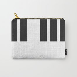 Piano Keys Carry-All Pouch