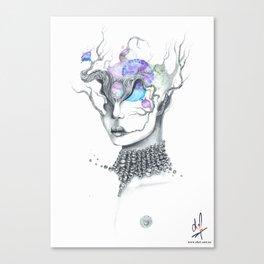 Third Eye Energy Canvas Print