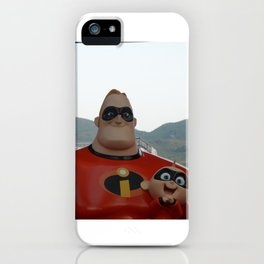INCREDIBLES 2 iPhone Case
