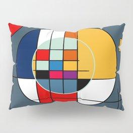 abstract art geometric Pillow Sham