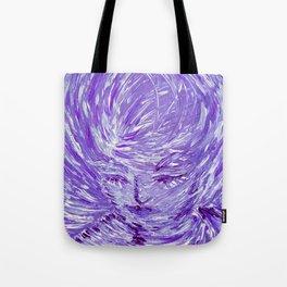 Blue Eolo Tote Bag