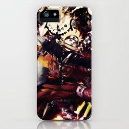 uzumaki naruto iPhone Case