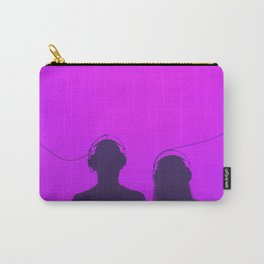 Silhouettes Carry-All Pouch