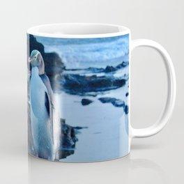 Curio Bay Yellow Eyed Penguins Coffee Mug