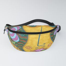 Portrait of the Artist as a Young Snail Fanny Pack