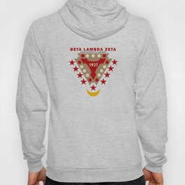 Beta Lambda Zeta Social Fraternity - Emory & Henry College  Hoody