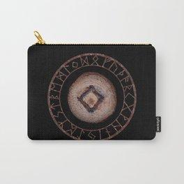 Ingwaz Elder Futhark Rune Male fertility, gestation, internal growth. Common virtues, common sense Carry-All Pouch