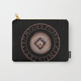 Ingwaz Elder Futhark Rune Male fertility, gestation, internal growth. Common virtues, common sense Carry-All Pouch
