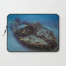 Shipwreck Laptop Sleeve