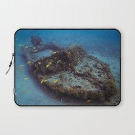 Shipwreck Laptop Sleeve