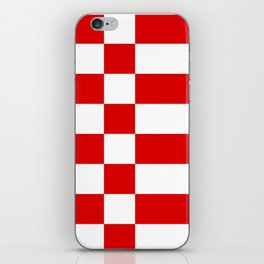 flag of bremen iPhone Skin