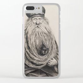 The Captain Clear iPhone Case