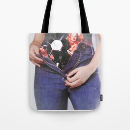 Young & Easy Tote Bag