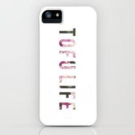 TOFU LIFE iPhone Case