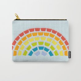 Somewhere Over the Pyrex Rainbow Carry-All Pouch