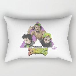 FLATBUSH ZOMBIES Rectangular Pillow