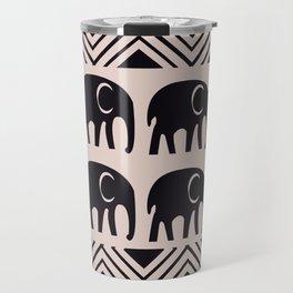 African Tribal Pattern No. 4 Travel Mug