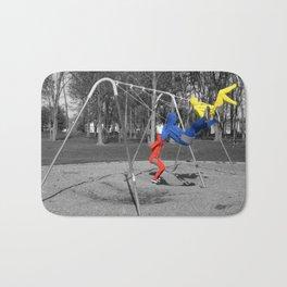 Free Spirits in Spandex - Color Pop Bath Mat