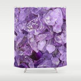 Amethyst Shower Curtain