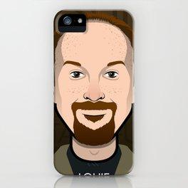 Louie - Louie iPhone Case