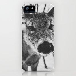 HELLO DEER V iPhone Case