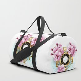 Sakura Watch Duffle Bag