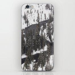 Yellowstone National Park - Lewis River iPhone Skin