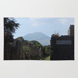 Mt Vesuvius Rug