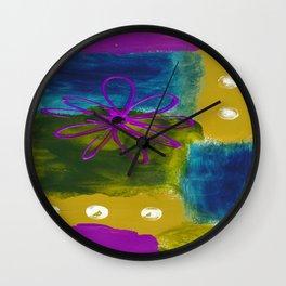 ORPHELIA THREE Wall Clock