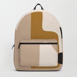 abstract minimal 16 Backpack