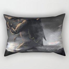 El Kaiju Rectangular Pillow