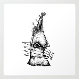Turaco 01 Art Print