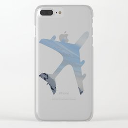 Life As a Highway Clear iPhone Case