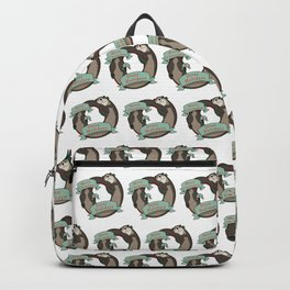 And Otter Holidays Backpack