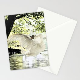 Swan Lake Part two. Stationery Cards