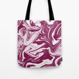"ABSTRACT LIQUIDS XLVI ""46"" Tote Bag"