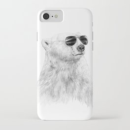 Don't let the sun go down iPhone Case