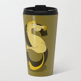 Monogram S Pony Travel Mug