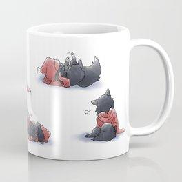 Wolf & Hoodie Coffee Mug
